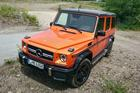 Mercedes G Crazy Colors  - Foto: Hersteller