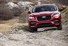 Jaguar F-Pace  - Premier League