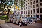 Houston Art Car Parade - Foto: Morris Malakoff