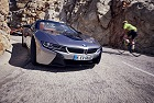 BMW i8 Roadster  - Luftstrom