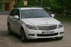 Mercedes-Benz C 180 Kompressor T BlueEFFICIENCY