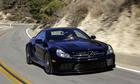 Mercedes-Benz SL 65 AMG Black Series- Foto: Hersteller