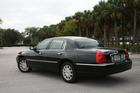 Lincoln Town Car - Foto: Hersteller