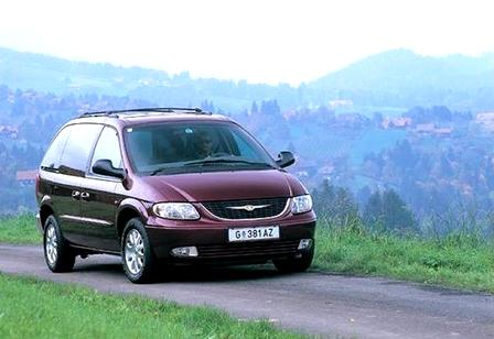 Chrysler Grand Voyager - Foto: Hersteller