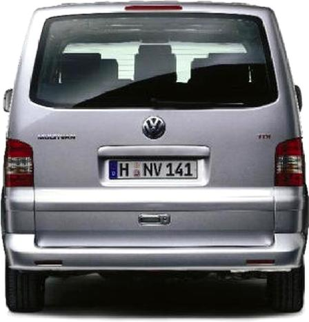 volkswagen multivan 2 5 tdi 4motion comfortline 0 autokatalog ma e und gewichte. Black Bedroom Furniture Sets. Home Design Ideas