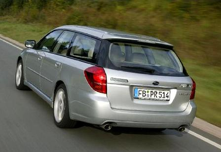 subaru legacy kombi 2 0r praxistest alle autos. Black Bedroom Furniture Sets. Home Design Ideas
