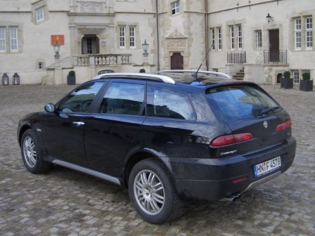 Alfa Romeo 156 SW Q4- Foto: press-inform