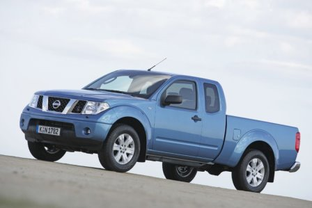 Nissan Pick Up Navara 2.5 dCi