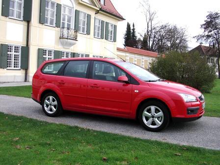 Ford Focus Turnier 1.6 TDCi Econetic