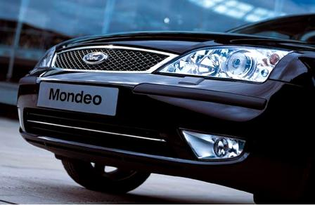Ford Mondeo - Foto: