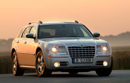 Chrysler 300C Touring 5.7 HEMI