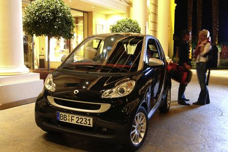 SMART Fortwo coupe 52 kW pure