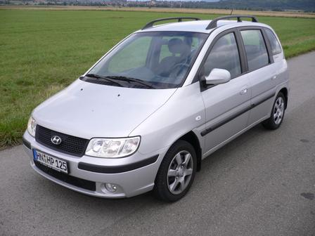 Hyundai Matrix 1.8 GLS