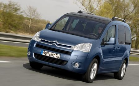 Citroen Berlingo 1.6 16V Spacelight