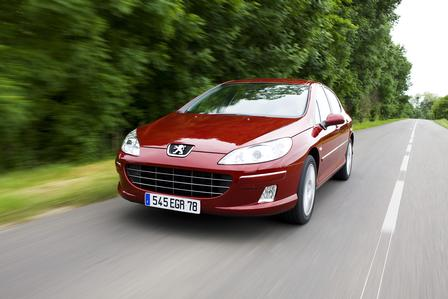 Peugeot 407 Coupe 165