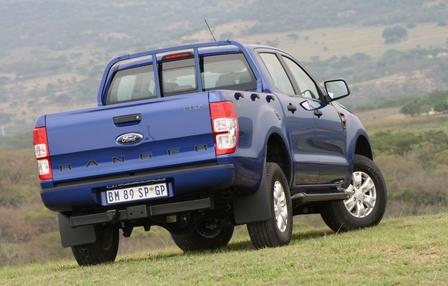 Ford Ranger 3.2 Duratorq TDCi Double Cab