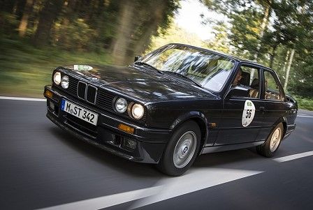 Autoklassiker: BMW 320is - der Italo-M3