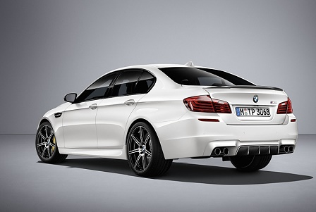 Neuvorstellung: M5 Competition Edition