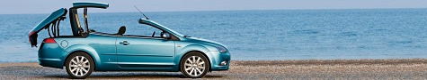 Ford Focus 2.0 TDCi Coupe Cabriolet