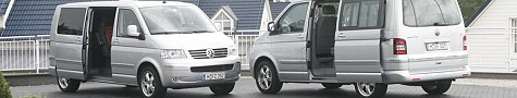 Volkswagen Multivan 3.2 Business