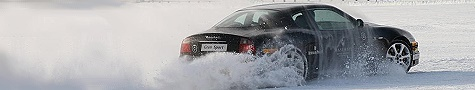 Maserati Wintertraining