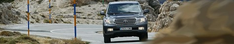 Toyota Land Cruiser V8 4.5 D-4D