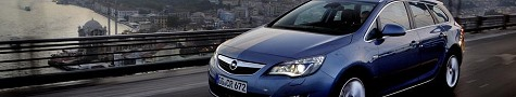 Opel Astra Sports Tourer 2.0 CDTI