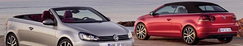 Volkswagen Golf 1.4 TSI Cabriol