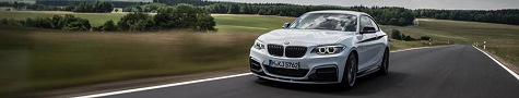 BMW M 235i Performance