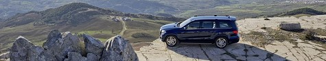 Mercedes-Benz GL 350 CDI Bluetec