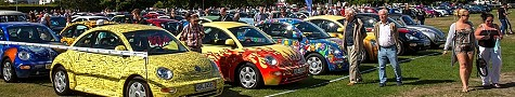 Beetle Sunshine Tour