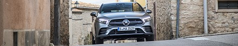 Mercedes-Benz A 35 AMG 4matic