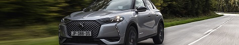 Citroen DS 3 Crossback E-Tense