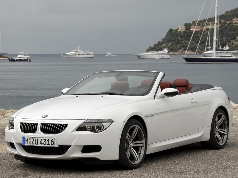 bmw 6er m6 cabriolet fahrbericht foto 12 von 18 alle autos. Black Bedroom Furniture Sets. Home Design Ideas