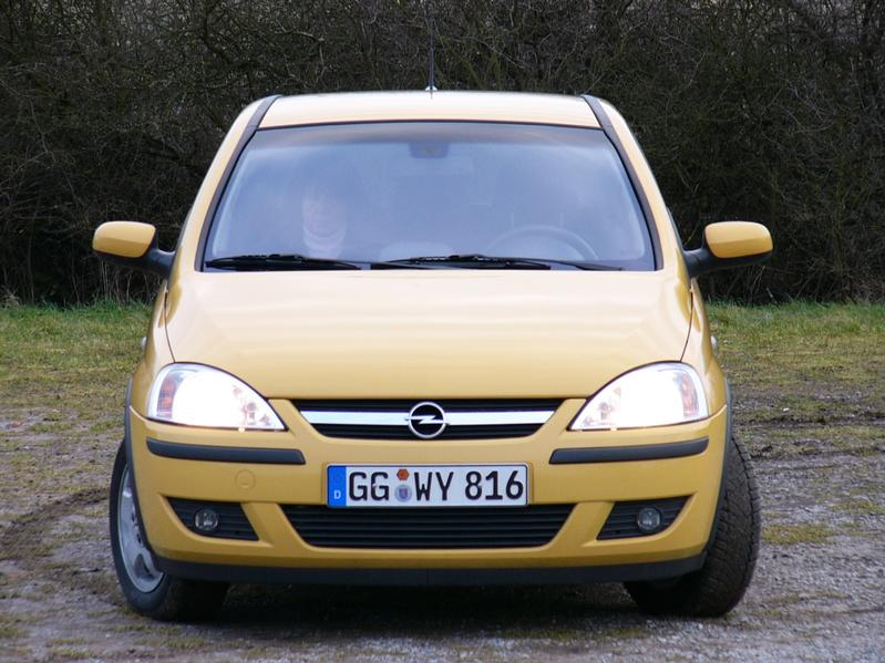 opel corsa 1 2 twinport praxistest foto 1 von 17 alle autos. Black Bedroom Furniture Sets. Home Design Ideas