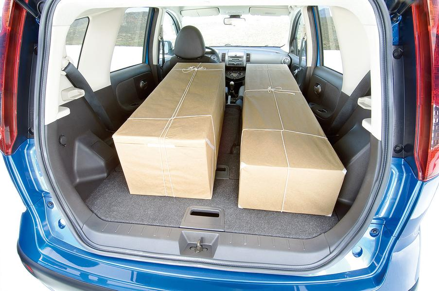 nissan note 1 5 dci 85 praxistest foto 4 von 18 alle autos. Black Bedroom Furniture Sets. Home Design Ideas