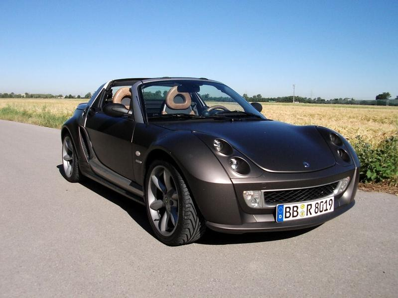 smart roadster coupe brabus praxistest alle autos. Black Bedroom Furniture Sets. Home Design Ideas