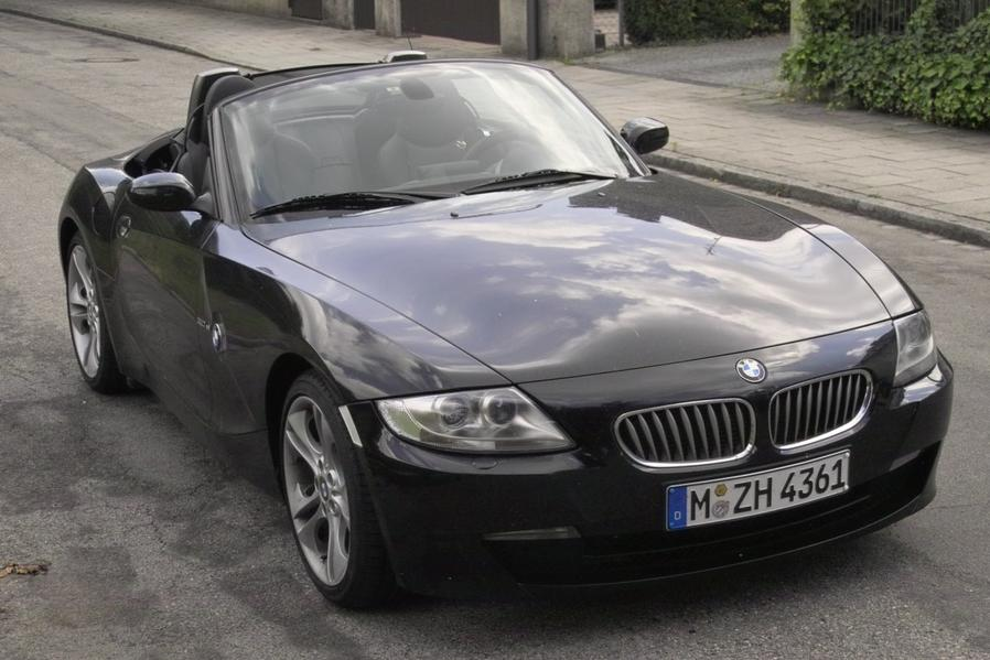 bmw z4 roadster praxistest foto 1 von 18 alle autos. Black Bedroom Furniture Sets. Home Design Ideas