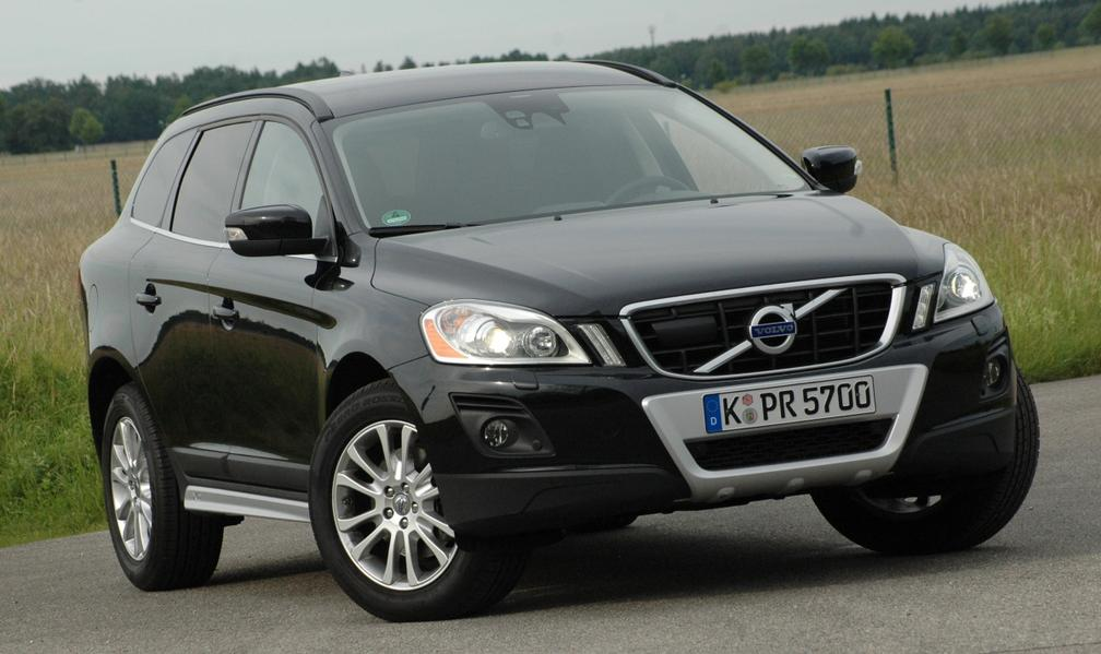 volvo xc60 t6 awd kinetic praxistest alle autos. Black Bedroom Furniture Sets. Home Design Ideas