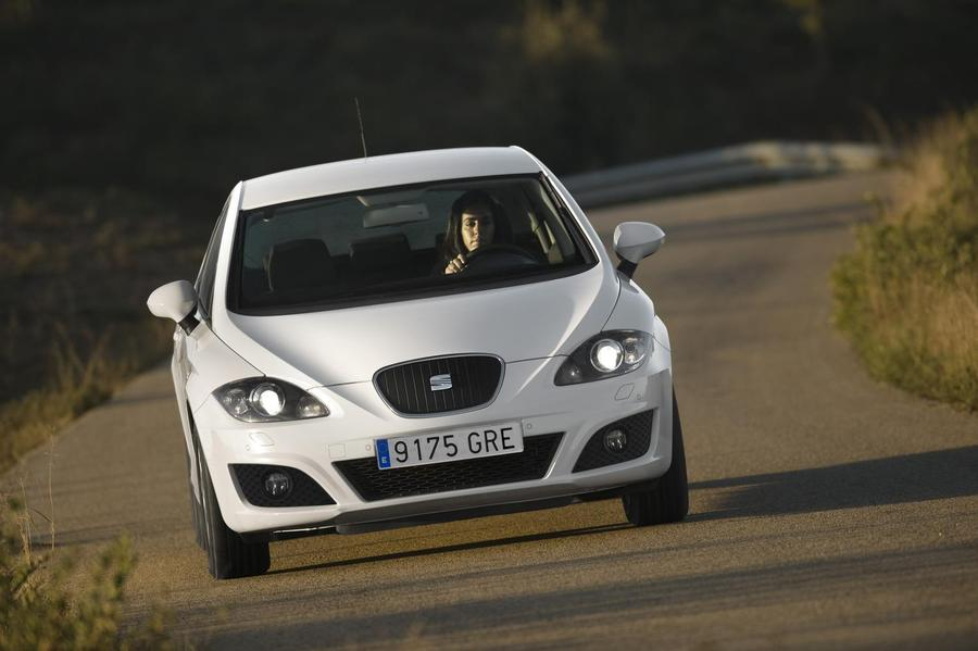 seat leon 1 6 tdi ecomotive fahrbericht foto 19 von 25 alle autos. Black Bedroom Furniture Sets. Home Design Ideas