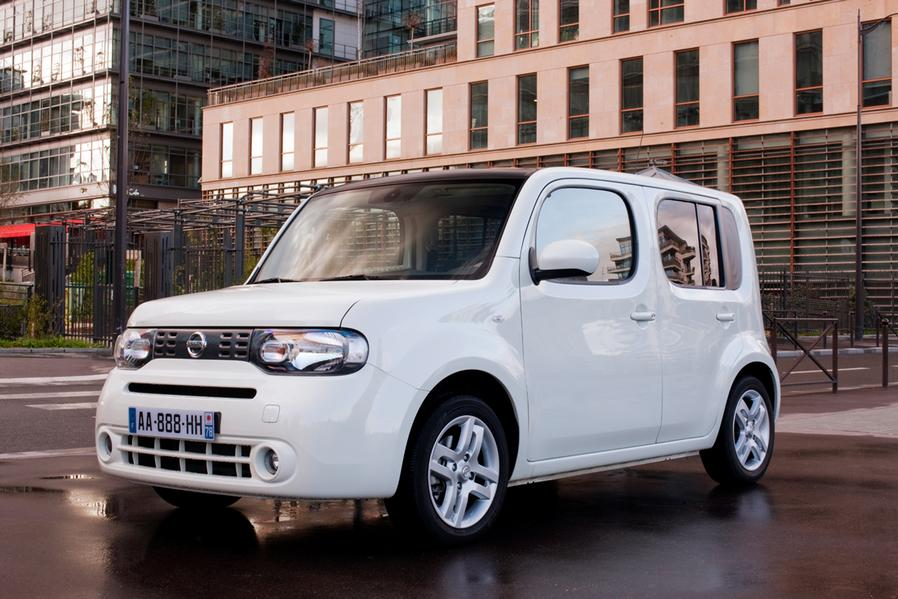 nissan cube 1 6 2010 autokatalog technische daten. Black Bedroom Furniture Sets. Home Design Ideas