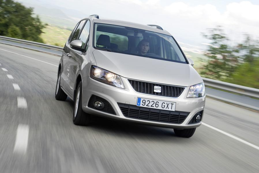 seat alhambra 2 0 tdi ecomotive 2010 autokatalog ma e gewichte alle autos. Black Bedroom Furniture Sets. Home Design Ideas