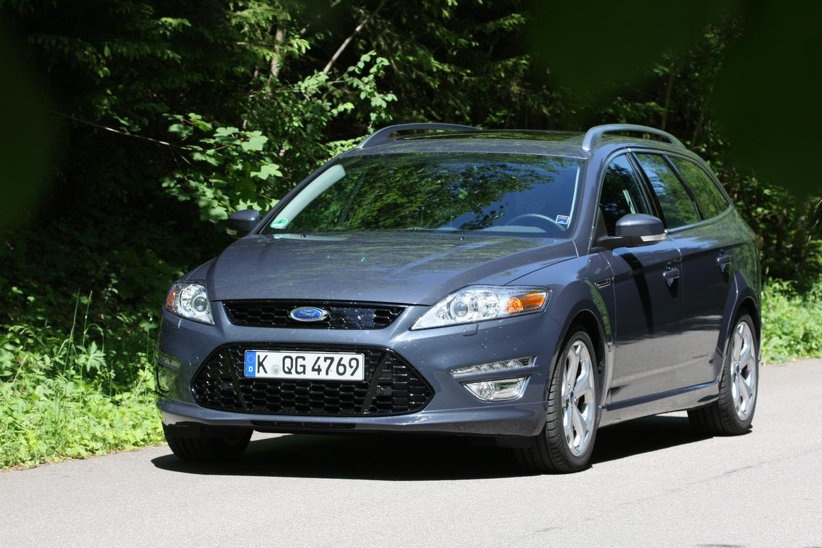 ford mondeo turnier 2 0 ecoboost praxistest foto 19 von 25 alle autos. Black Bedroom Furniture Sets. Home Design Ideas