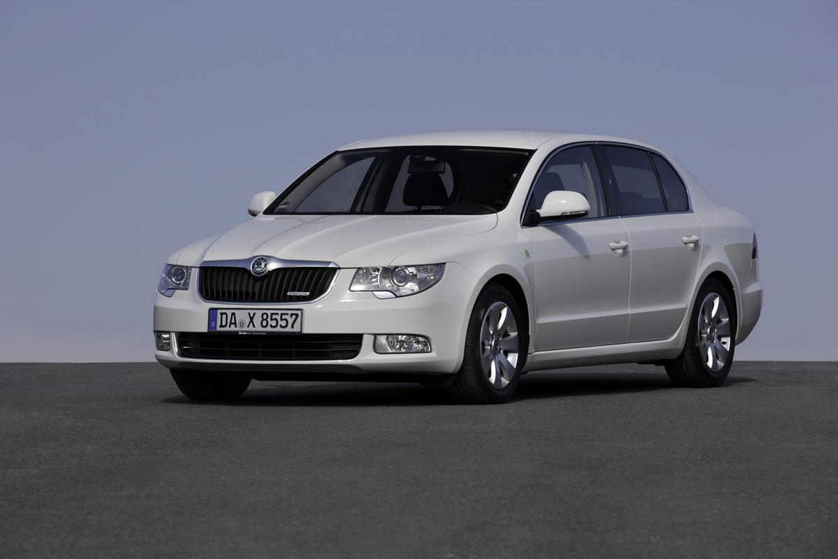 skoda superb 1 6 tdi cr greenline fahrbericht foto 21 von 25 alle autos. Black Bedroom Furniture Sets. Home Design Ideas