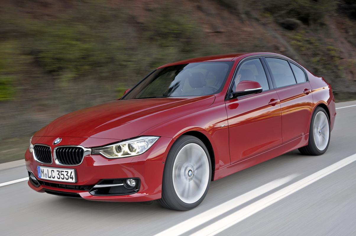 Bmw 320d Efficientdynamics 2012 Autokatalog Technische Daten