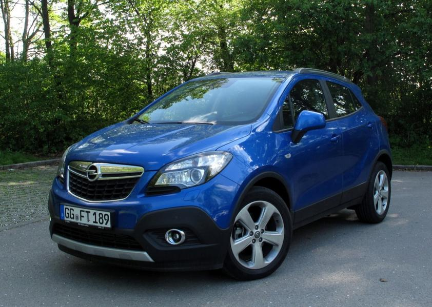 opel mokka 1 7 cdti 4x4 praxistest alle autos. Black Bedroom Furniture Sets. Home Design Ideas