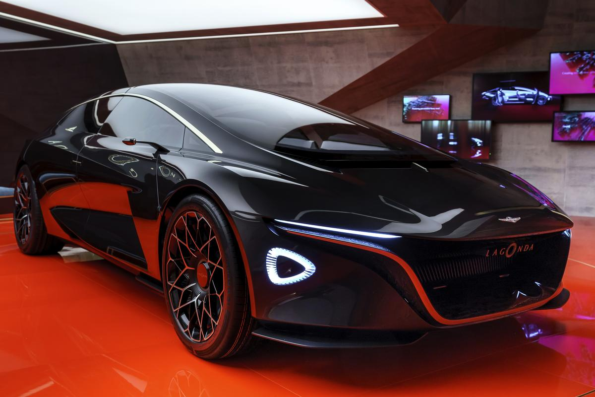 aston martin lagonda vision concept faszination alle autos. Black Bedroom Furniture Sets. Home Design Ideas